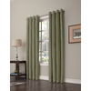 allen + roth Romanby Room Darkening Solid Thermal Grommet Window Curtain Panel