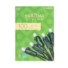 Holiday Living 100-Count White Micro LED Christmas String Lights