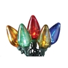 Holiday Living 25-Count Multicolor C9 LED Christmas String Lights