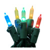 Holiday Living 50-Count LED Mini Multicolor Christmas String Lights ENERGY STAR