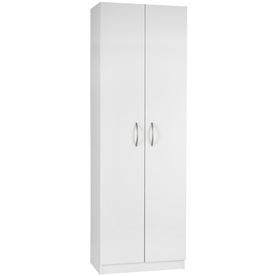 Ameriwood 24-in W x 72-in H x 16-in D Wood Composite Garage Cabinet