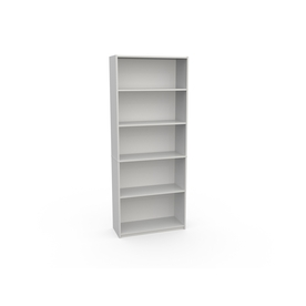 Ameriwood 5 Shelf Bookcase - White