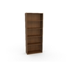 Ameriwood 5 Shelf Bookcase - Bank Alder