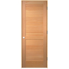 ReliaBilt Prehung Solid Core Full Louver Pine Interior Door (Common: 36-in x 80-in; Actual: 37.5-in x 81.5-in)