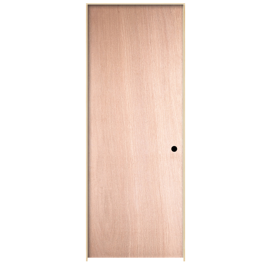 36 Interior Door Shop Reliabilt 6 Panel Solid Smooth Non Bored Interior Slab Door Common 36 In