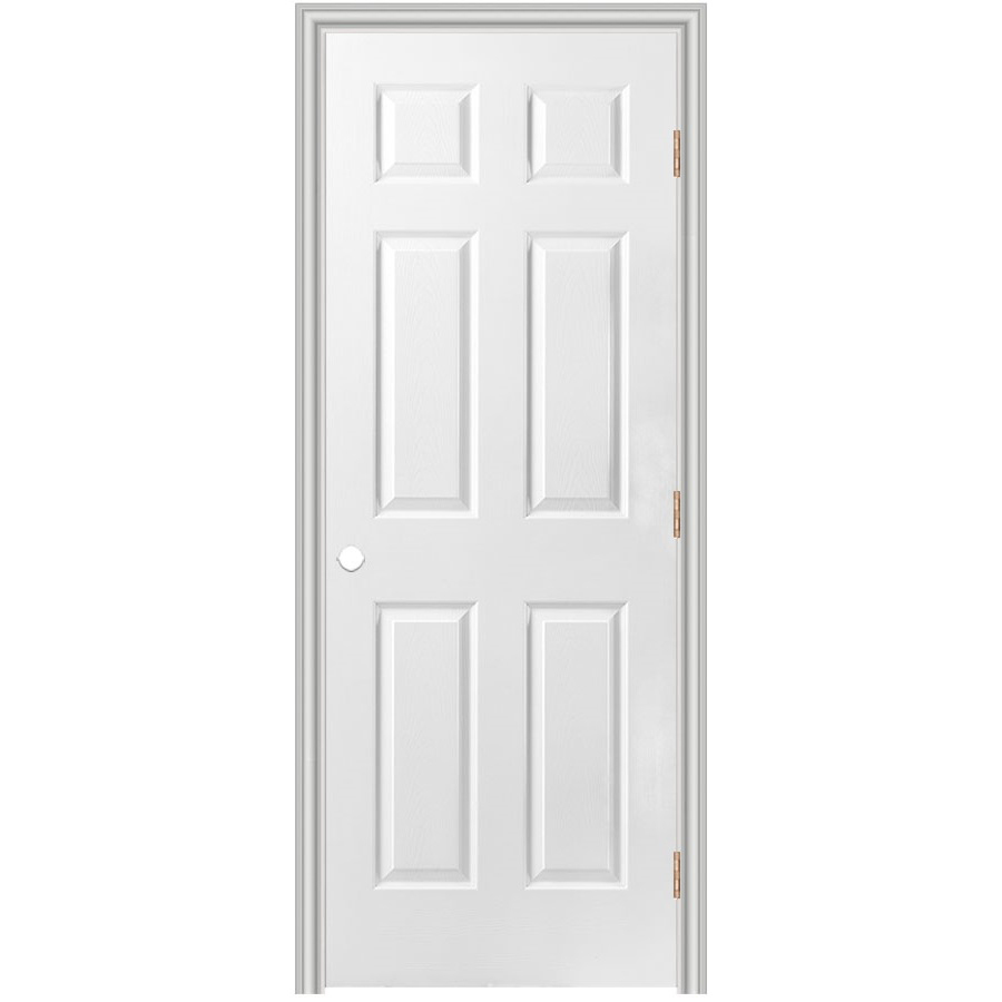 prehung door common 28 in x 80 in actual x inches