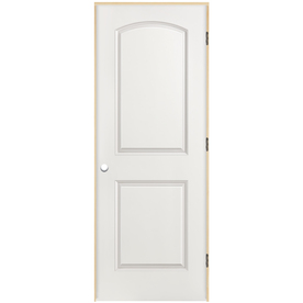 Shop reliabilt prehung hollow core 2 panel round top for 18 x 80 prehung interior door