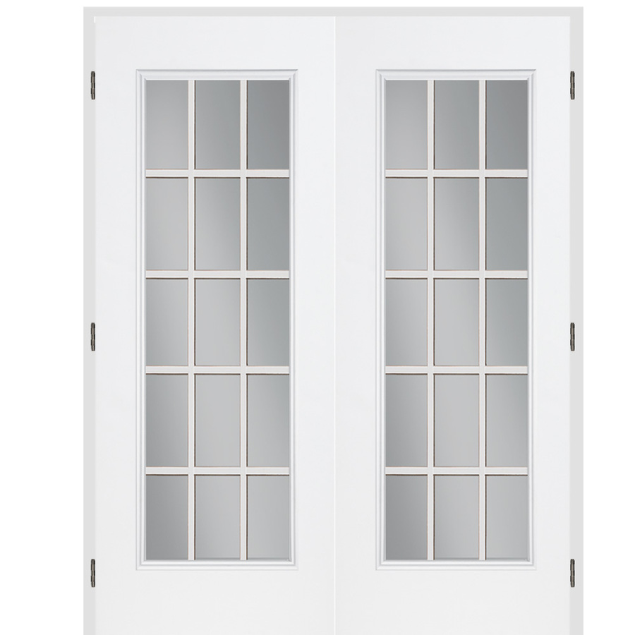 Interior french doors interior french doors at lowe 39 39 s for Interior exterior doors