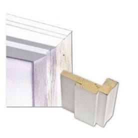 ReliaBilt Fire Resistant Entry Door Frame (Common: 32-in x 80-in; Actual: 33.5-in x 81.5-in)