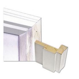 Shop ReliaBilt Fire Resistant Entry Door Frame Common 36 In X 80 In Actual