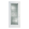 ReliaBilt 36-in Decorative Outswing Entry Door