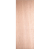 ReliaBilt 34-in x 84-in Lauan Wood Entry Door