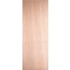 ReliaBilt 36-in x 84-in Lauan Wood Entry Door