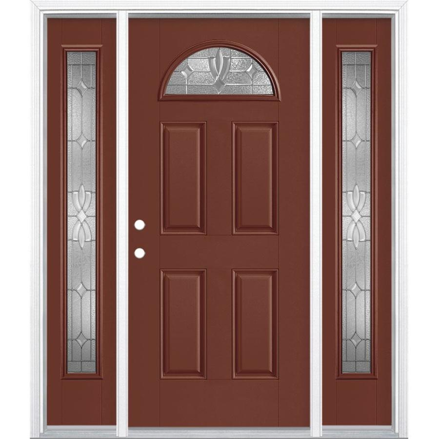 Reliabilt Louvered Solid Core Pine Bifold Closet Door Common 8075