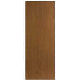 Shop Reliabilt Flush Hollow Core Smooth Non Bored Interior Slab Door Common 30 In X 80 In
