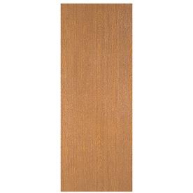 Shop Reliabilt Flush Solid Wood Core Lauan Unfinished Slab