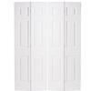 Masonite Hollow Core 6-Panel Bi-Fold Closet Interior Door (Common: 60-in x 80-in; Actual: 59-in x 79-in)