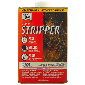 Klean-Strip Strip-X Stripper Quart