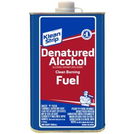 Shop Klean-Strip Quart SLX Denatured Alcohol at Lowes.