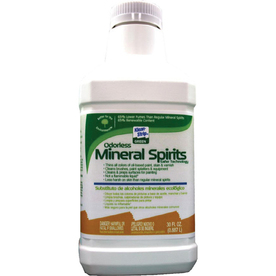 Klean-Strip Quart Odorless Mineral Spirits