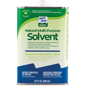 Klean-Strip Ksg Natural Multi-Purpose Solvent Quart