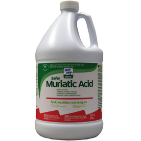 Klean-Strip 1-Gallon Safer Muriatic Acid