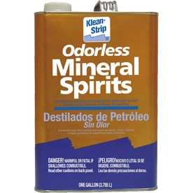 Klean-Strip Gallon Odorless Mineral Spirits