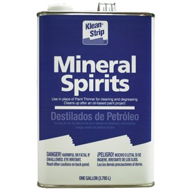 Klean-Strip Ks Mineral Spirits Paint Thinner 1Gl-Sc