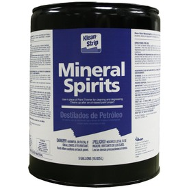 Klean-Strip KS MINERAL SPIRITS PAINT THINNER 5 GL-SC