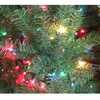 Holiday Living 6.5-ft Pre-Lit Pine Artificial Christmas Tree with Multicolor Incandescent Lights