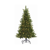 Holiday Living 4.5-ft Indoor/Outdoor Pine Pre-lit Artificial Christmas Tree with 200-Count Clear Lights