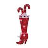 Holiday Living 3.33-ft Pre-Lit Metal Christmas Boot