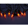 Holiday Living 10-Count White Flicker Flame Christmas String Lights