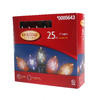 Holiday Living 25-Count Multicolor C7 Christmas String Lights