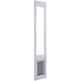 shop extra large aluminum pet door at