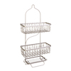 Style Selections 25.5-in H Over-The-Showerhead Steel Hanging Shower Caddy