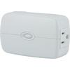 GE 15-Amp 300-Watt White 3-Way CFL/LED Wireless Digital Dimmer (Works with Iris)
