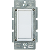 GE 15 Amp White 3-Way Decorator Light Switch Works with Iris