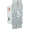 GE 15-Amp White 3-Way Light Switch (Works with Iris)
