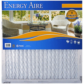 Energy Aire 18-in x 36-in x 1-in Pleated Air Filter