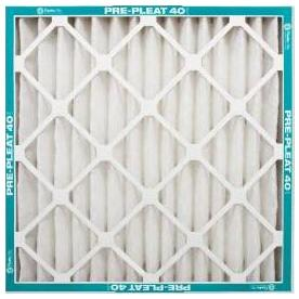 Flanders 16-in x 24-in x 2-in Pleated Air Filter