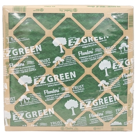 EZ Flow 4-Pack 20-in x 20-in x 1-in Fiberglass Air Filters