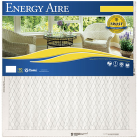 Energy Aire 21-1/2-in x 23-1/2-in x 1-in Pleated Air Filter