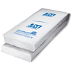 Johns Manville ComfortTherm R11 15-in x 7-ft 9-in Faced Fiberglass Batt Insulation with Sound Barrier
