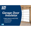 Johns Manville R-8 Garage Door Insulation Panel Kit