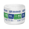 Johns Manville R11 23-in x 70.5-ft Fiberglass Roll Insulation with Sound Barrier