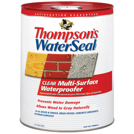 Thompson's WaterSeal 5-Gallon Wood Sealant