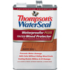 Thompson's WaterSeal Waterproofer Plus Tinted Wood Protector Rustic Red 1-Gallon