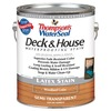Thompson's WaterSeal 1-Gallon Woodland Cedar Semi-Transparent Exterior Stain