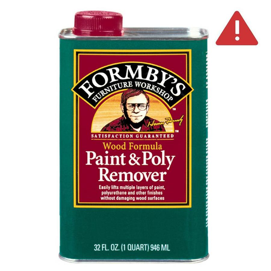 Formby S Liquid Wood Paint Remover